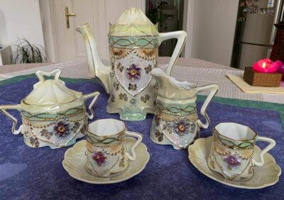 porcellana Il-servizio-da-Caffe-di-nonna-Teresa