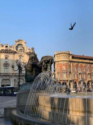 simboli Totino Palazzi-e-fontana