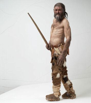 tour virtuale Ötzi, uomo venuto dal ghiaccio (credit: Museo Archeologico Alto Adige)