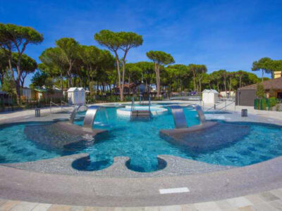 A braccia aperte Cavallino acquapark & wellness