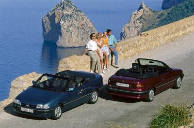 anniversari 1993-Opel-Astra-F-Cabrio