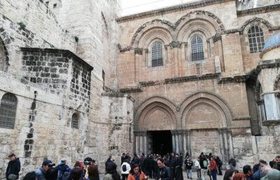 Gerusalemme-ingresso-Santo-Sepolcro