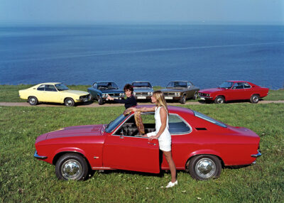 anniversari Opel-Manta
