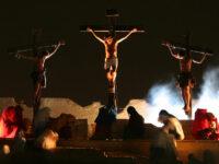 Crocifissione (Foto Perini Biella)