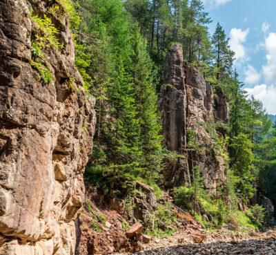 Tour-virtuale Gola di Bletterbach (credit: IDM Alto Adige oooyeah.de)