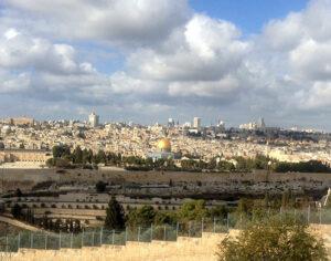 Veduta di Gerusalemme (foto: C. Marchetto © mondointasca.it)