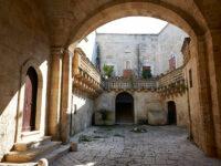 Centro storico cortidel del Palazzo Corcioli-Giannuzzi (© Photo Emilio Dati)