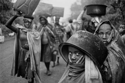 Goma, Zaire1994; © Sebastião Salgado - Contrasto