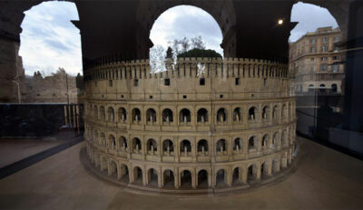 Parco archeologico Colosseo-storia