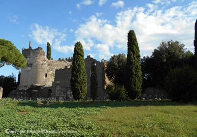 Mausoleo-Cecilia-Metella