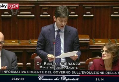 Ministero-salute-Roberto Speranza