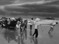 Southern Vietnam, 1995. Mostra Exodus © Sebastião Salgado - Contrasto