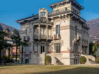 Villa Bernasconi a Cernobbio in provincia di Como