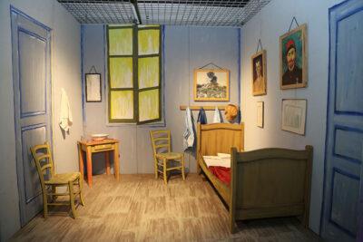 """""""Vincent-Van-Gogh-Multimedia-&-Friends""""-Casa-di-Arles"""