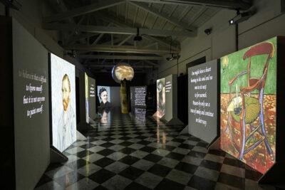 """""""Vincent-Van-Gogh-Multimedia-&-Friends""""(6)"""