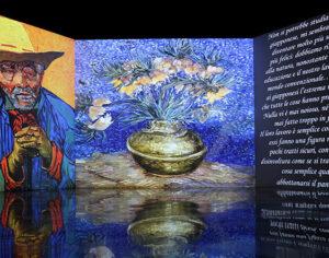"""A Parma riapre la mostra """"Van Gogh Multimedia & Friends"""""""