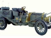 Itala, l'auto che vinse nel 1907 il primo raid  Pechino Parigi