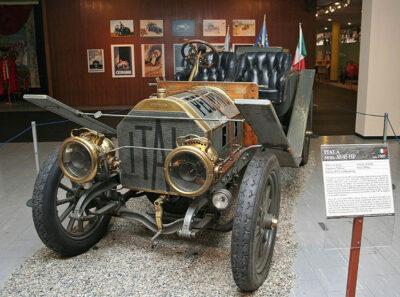 Itala3545HP-del-raid-Museodell'AutomobilediTorino