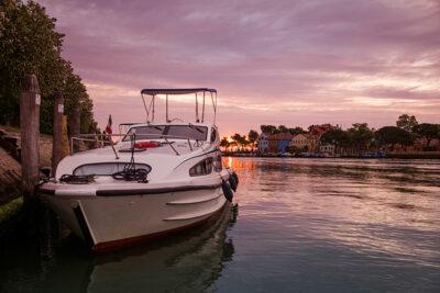 LeBoat_Italia_tramonto