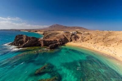 Playa-de-Papagayo-Lanzarote (@hellocanaryislands)
