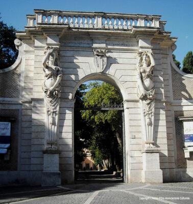 Villa-Celimontana_portale
