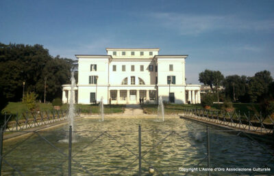 Villa-Torlonia Casino-Nobile