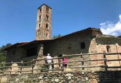 Via Francigena Morenico-Canavesana Bollengo-Chiesa-dei-Santi-Pietro-e-Paolo