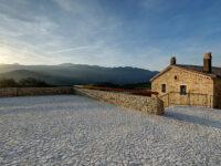 Molise, Castel del Giudice, Borgotufi