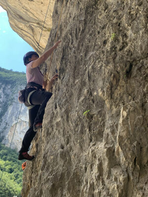 Frasassi Experience Climbing