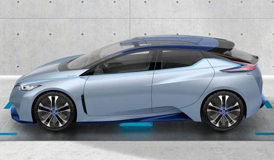 Mobilità pulita: Nissan Intelligent Mobility