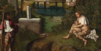 La tempesta Giorgio o Zorzi da Castelfranco detto Giorgione