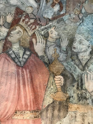 Settimo-Vittone_Pieve-di-San-Lorenzo,-Gli-affreschi