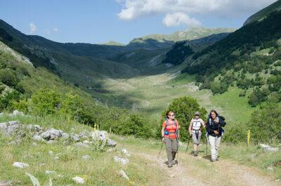 Cammino Italia Abruzzo, Cammino-dei-Briganti_foto Francesca Vanzetta
