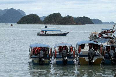 Langkawi-porto