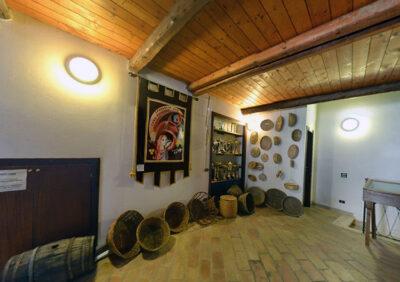 botteghe artigiane Museo della Paiarola