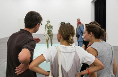 Zurich Art Weekend mostra3B5366