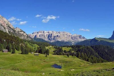 vacanza in montagna Val Gardena Sassolungo