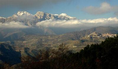 Alpi Liguri Alta-Valle-Argentina