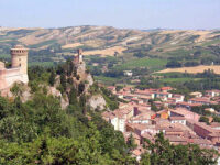 Panorama su Brisighella