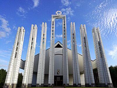La Chiesa di Santa Maria Regina dei Martiri