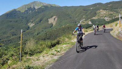 In bici sull'Appennino Reggiano, Visit Emilia In bici sull'Appennino Reggiano,