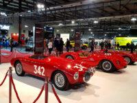 Le tre Barchette Mille Miglia (ph. Paolo Gamba © Mondointasca.it)