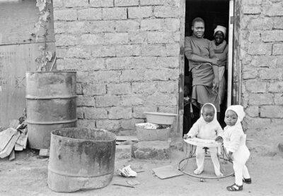 Occupanti-abusivi-di-una-casa-a-nord-di-Pretoria,-Johannesburg,-Sud-Africa