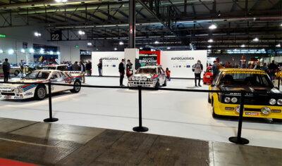 Milano AutoClassica 2020 Parterre-auto-rally