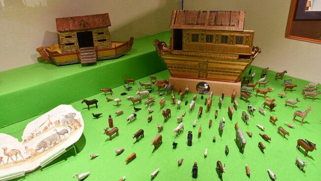 """""""Per Gioco"""", mostra di giocattoli antichi al Museo di Roma"""