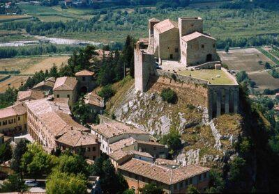 Che bel castello Verucchio Rocca malatestiana