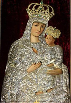 Immagine Beata-Vergine-Maria-con-Bambino