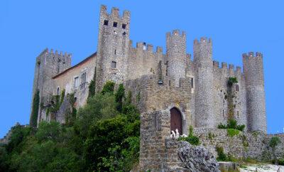 Castello-di-Óbidos-Portogallo