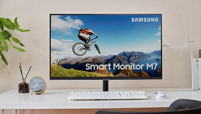 Smart Monitor di Samsung: innovativo, versatile, completo