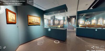 Navigare nell'arte Virtual-Tour-Sala-Clerici-I